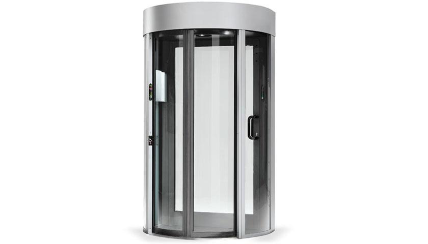 FPJ140/1A-fully programmable half cylinder portal