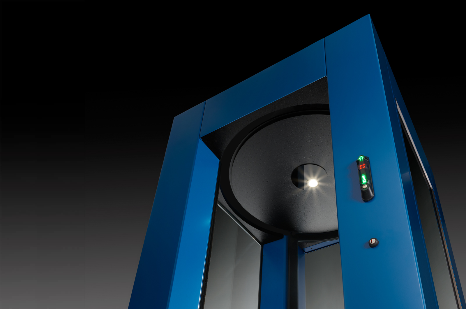 Classic series automatic doors