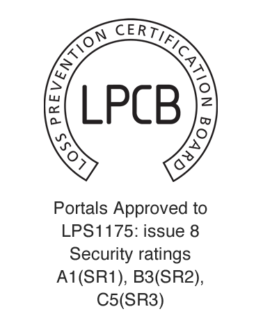 Certificate-LPS1175:issue8-Security ratings
